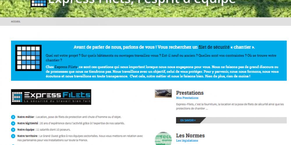 Site web V3 : Lancement
